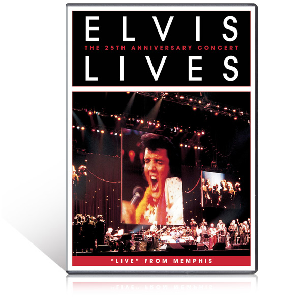 Elvis Lives: The 25th Anniversary Concert DVD
