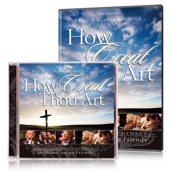 How Great Thou Art DVD & CD