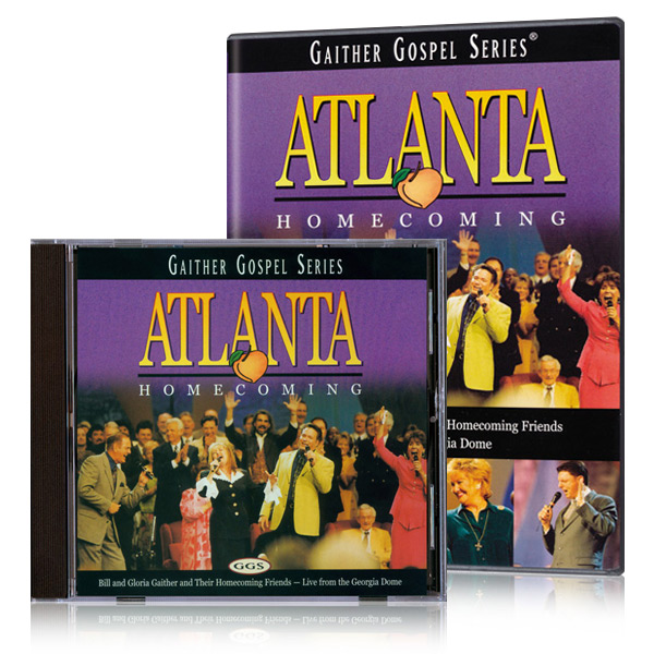 Atlanta Homecoming DVD & CD