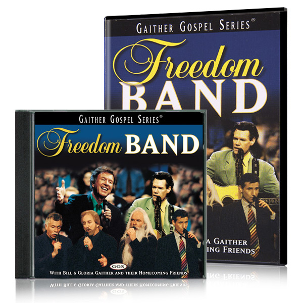 Freedom Band DVD & CD