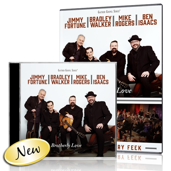 Brotherly Love DVD & CD