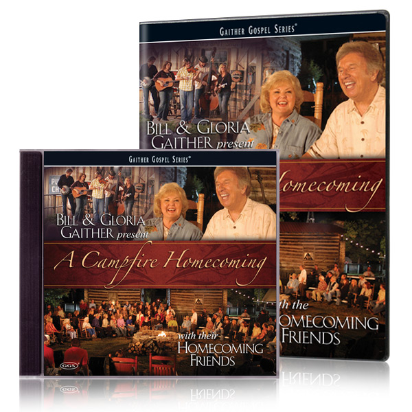A Campfire Homecoming DVD & CD