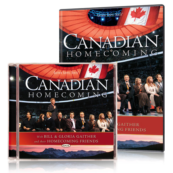 Canadian Homecoming DVD & CD