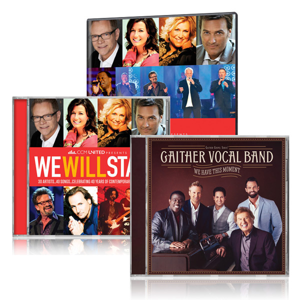 CCM United DVD/2CDs w/bonus GVB: We Have This Moment CD