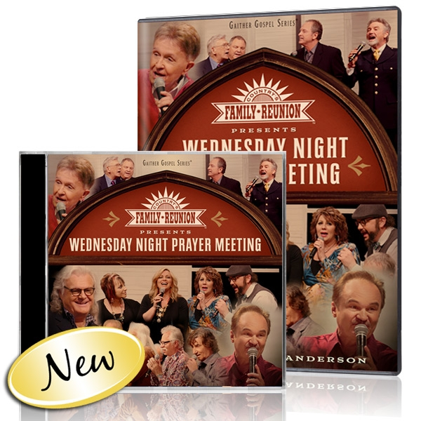 Countrys Family Reunion: Wednesday Night Prayer Meeting DVD & CD