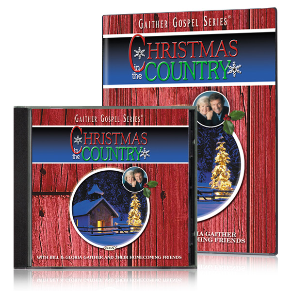 Christmas In The Country DVD & CD