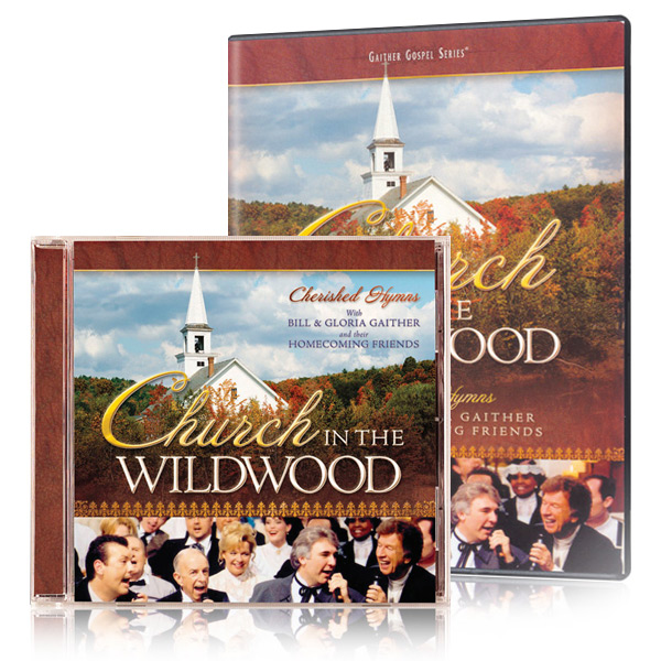 Church In The Wildwood DVD & CD