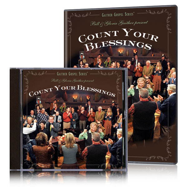 Count Your Blessings DVD & CD