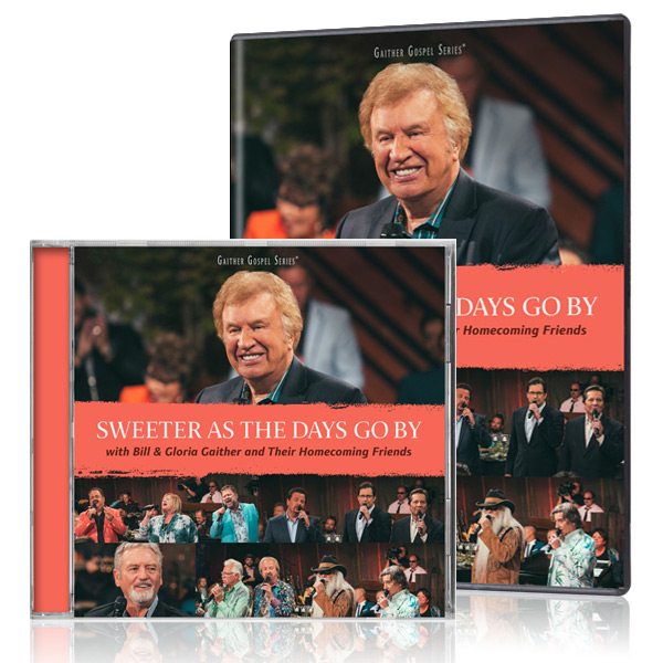 Sweeter As The Days Go By DVD/CD