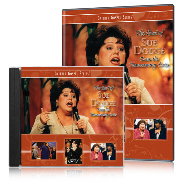 The Best Of Sue Dodge DVD & CD