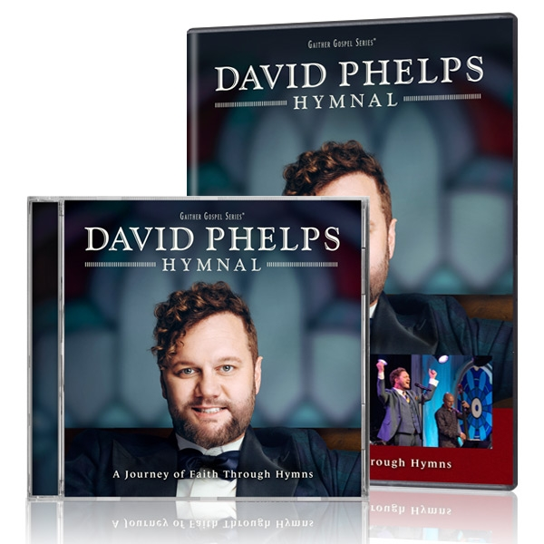 David Phelps: Hymnal DVD & CD