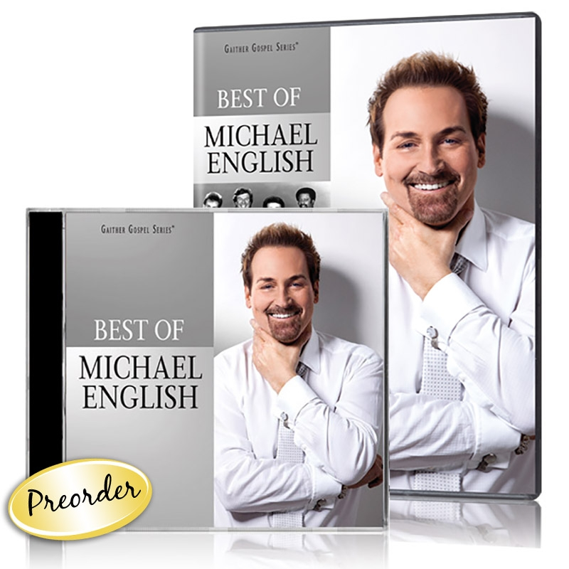 The Best Of Michael English DVD/CD