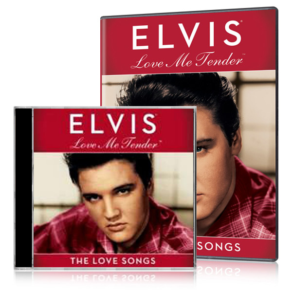 Elvis Presley: Love Me Tender, The Love Songs