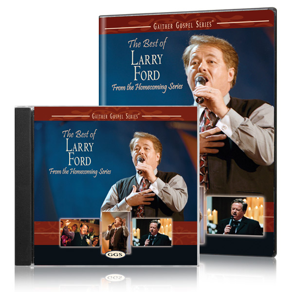 The Best of Larry Ford DVD & CD