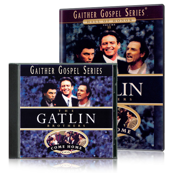 Gatlin Brothers: Come Home DVD & CD