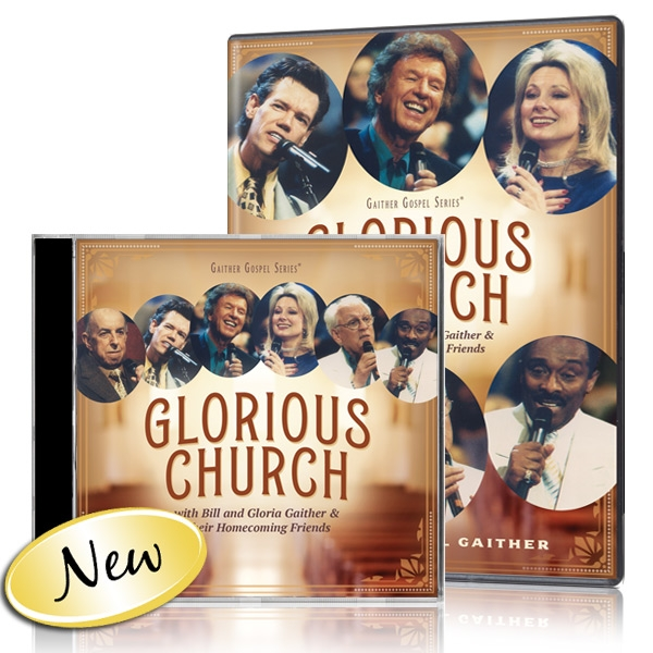 Glorious Church DVD & CD
