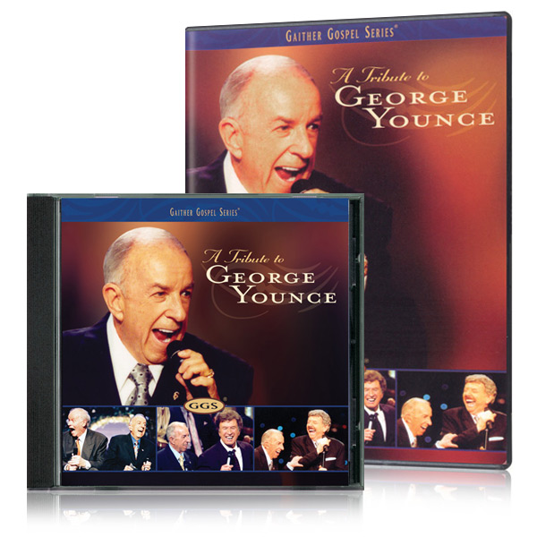 A Tribute To George Younce DVD & CD