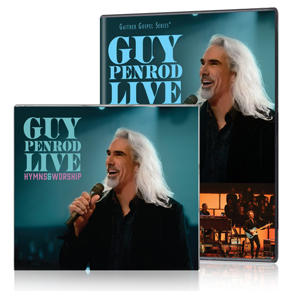 Guy Penrod: Hymns & Worship LIVE DVD/CD