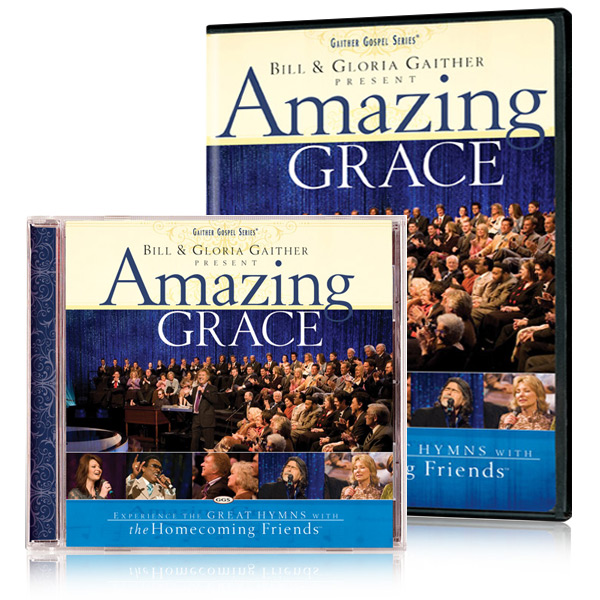 Amazing Grace DVD & CD