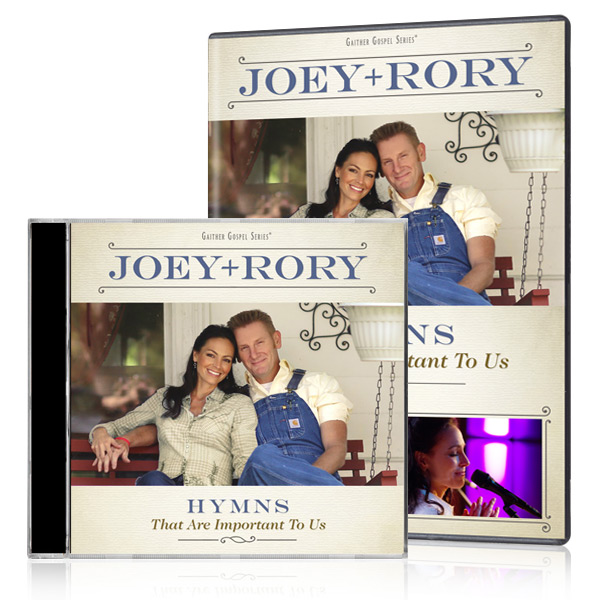 Joey+Rory: Hymns DVD/CD