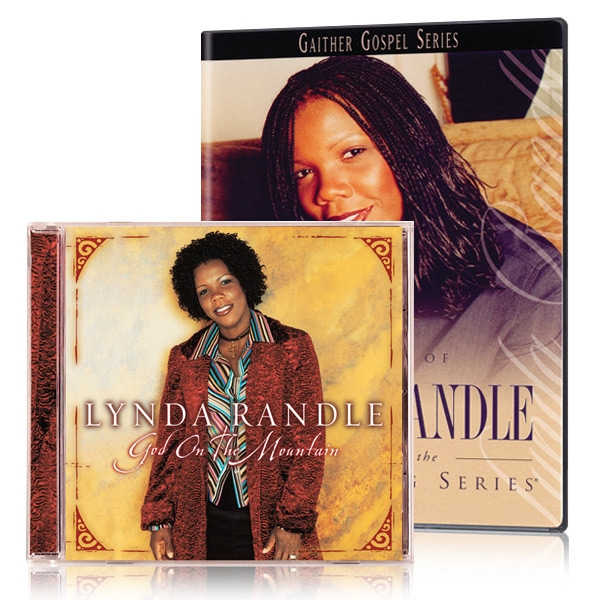 The Best Of Lynda Randle DVD w/God On The Mountain CD