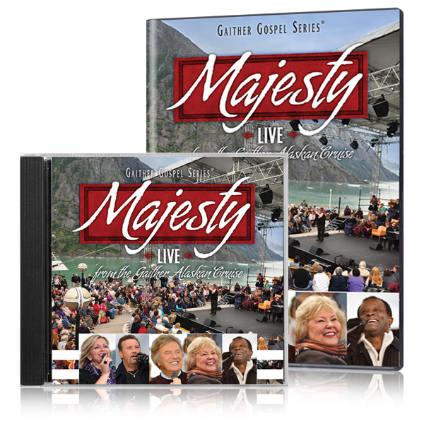 Majesty DVD & CD