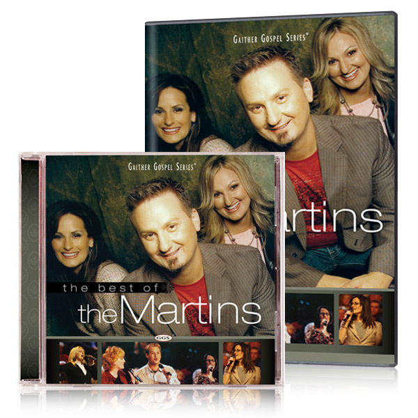 The Best Of The Martins DVD & CD