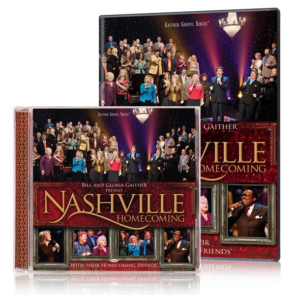 Nashville Homecoming DVD & CD