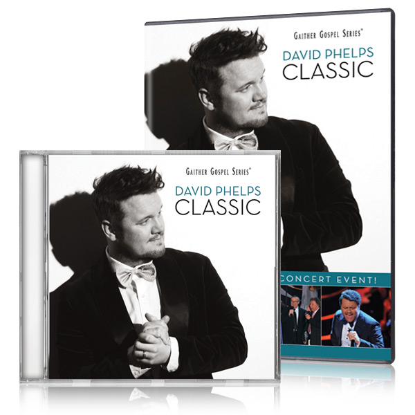 David Phelps: Classic DVD & CD