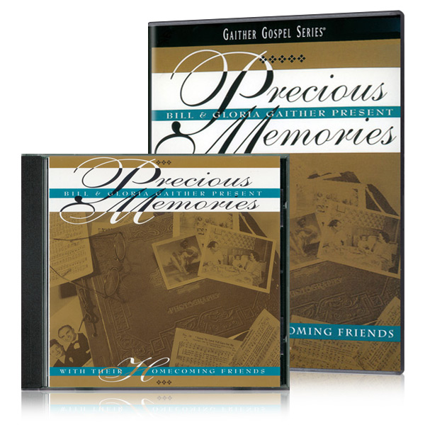 Precious Memories DVD & CD