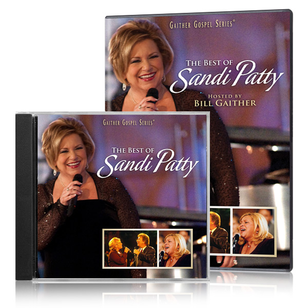 The Best Of Sandi Patty DVD & CD