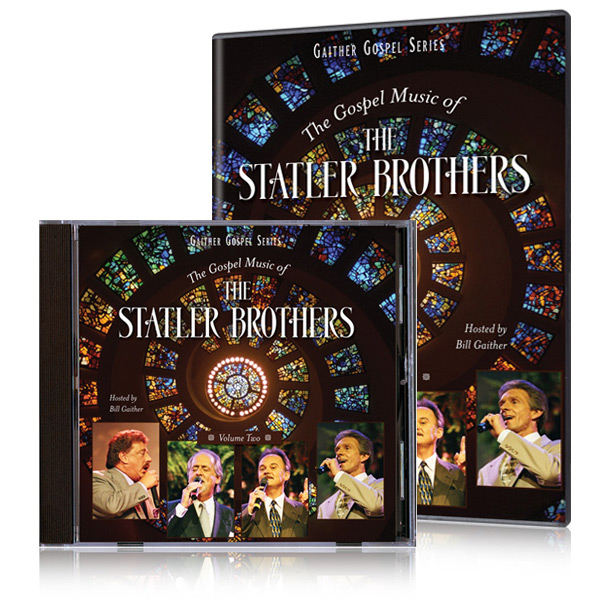 The Gospel Music Of The Statler Brothers Volume Two DVD & CD
