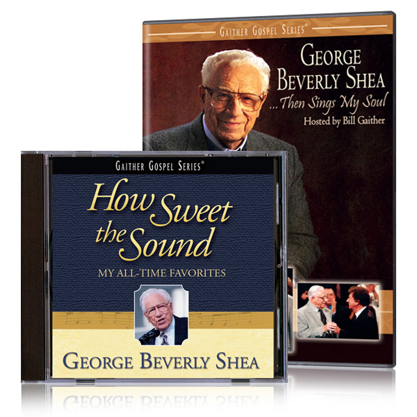George Beverly Shea: Then Sings My Soul DVD w/ How Sweet The Sound CD