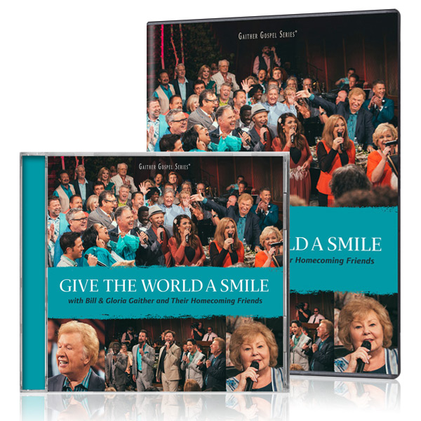 Give The World A Smile DVD/CD