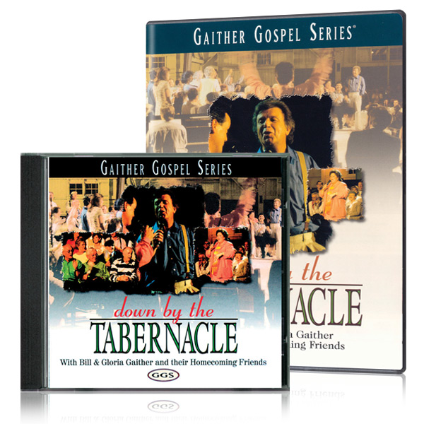 Down By The Tabernacle DVD & CD