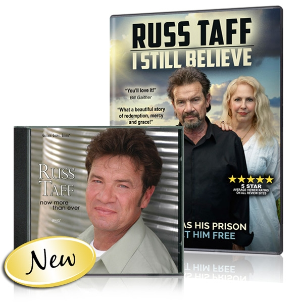 Russ Taff: I Still Believe DVD w/Now More Than Ever CD