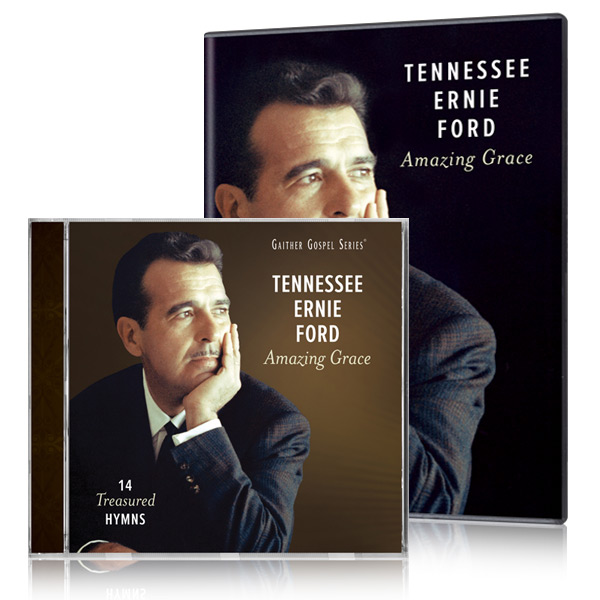 Tennessee Ernie Ford: Amazing Grace DVD/CD