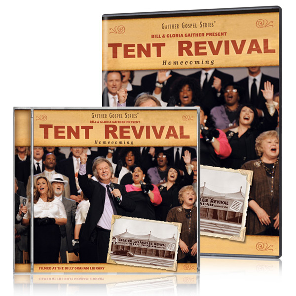 Tent Revival Homecoming DVD & CD