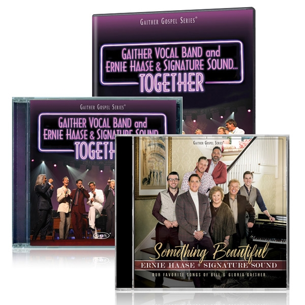 GVB & EHSS: Together w/ EHSS Something Beautiful CD