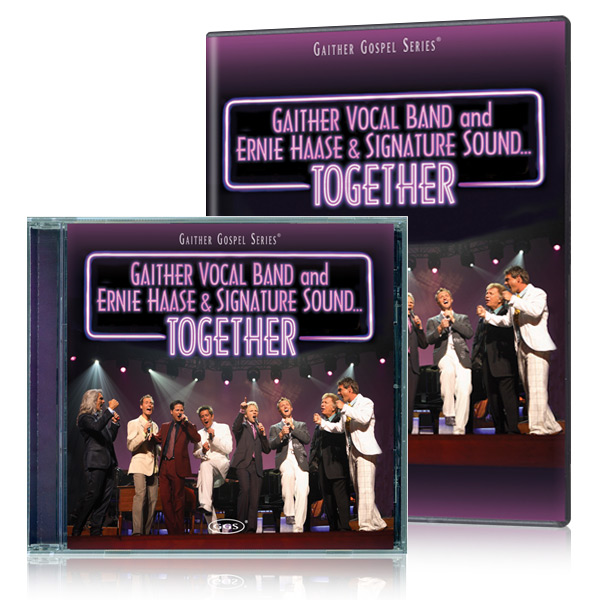 GVB & EHSS: Together DVD & CD
