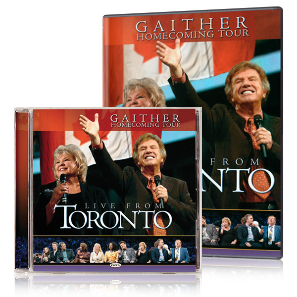 Live From Toronto DVD & CD