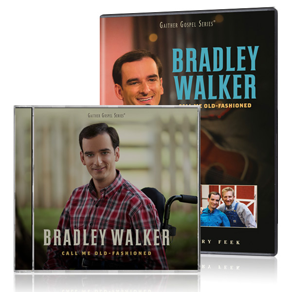 Bradley Walker: Call Me Old Fashioned DVD/CD