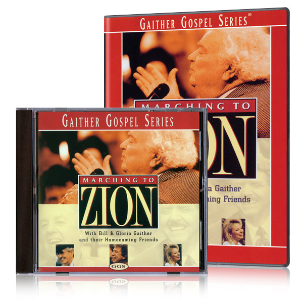 Marching To Zion DVD & CD