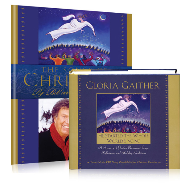 He Started The Whole World Singing Book & Songbook 2 PK