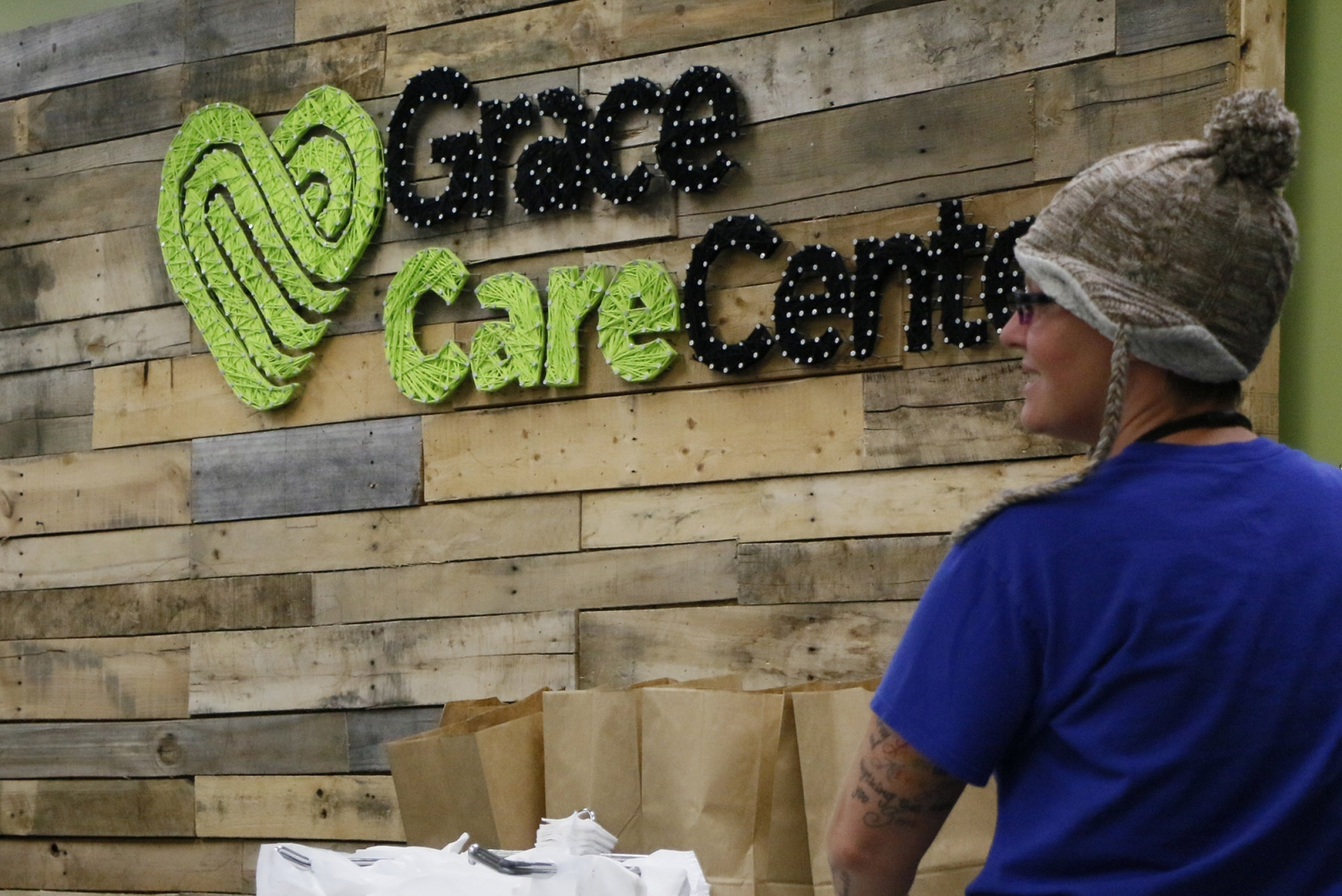 Grace Care Center Grand Opening