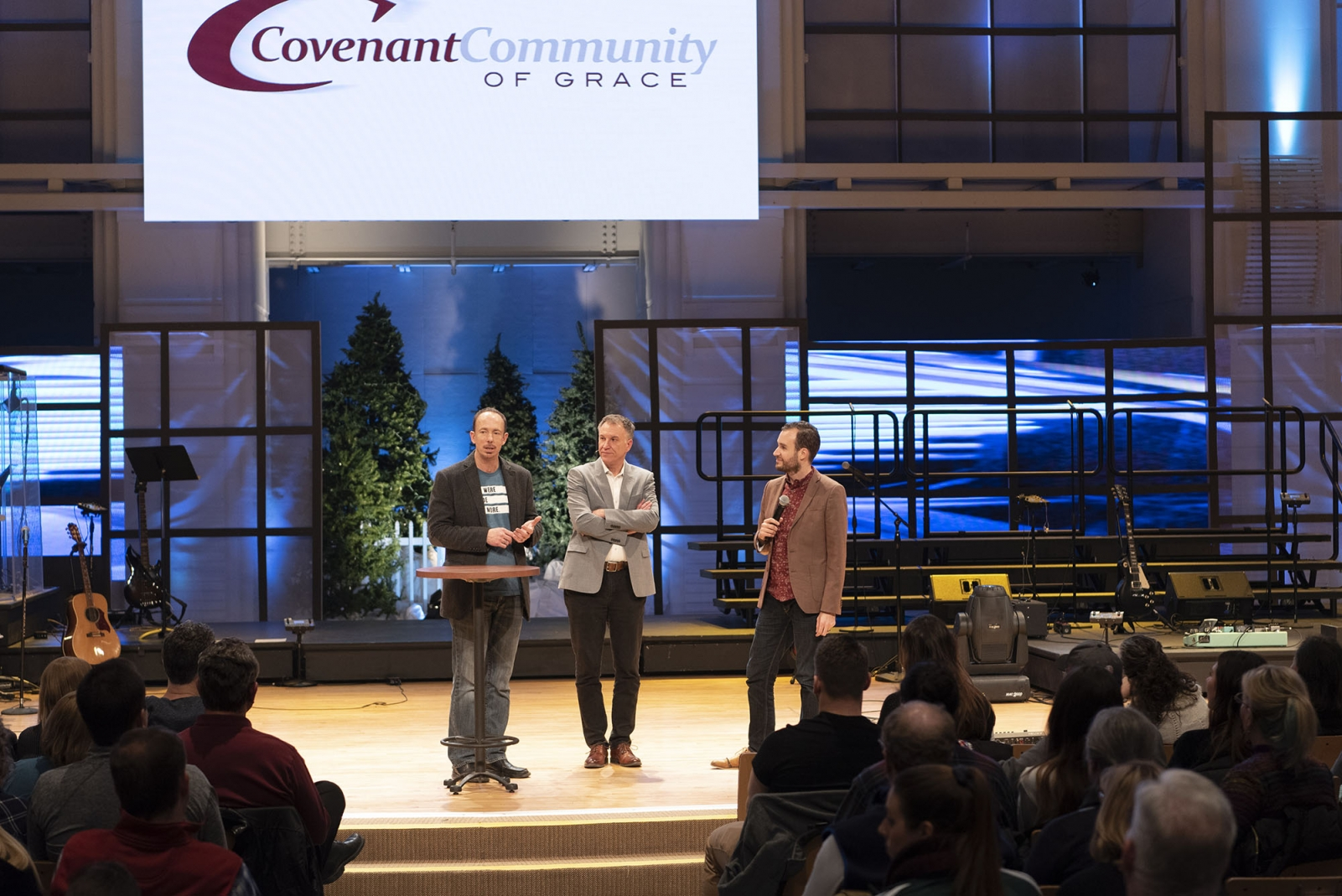 Covenant Community Meeting