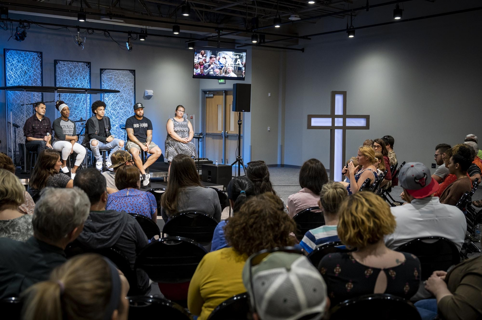 Diversity, Inclusion, & Faith Follow-up Discussion - Fishers