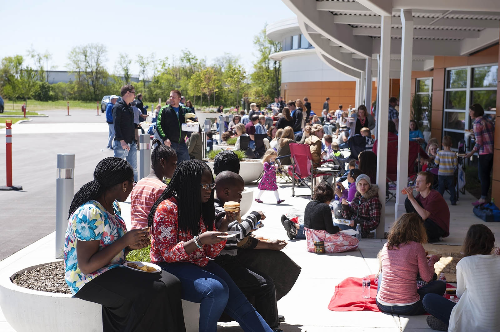 Fishers Spring Picnic