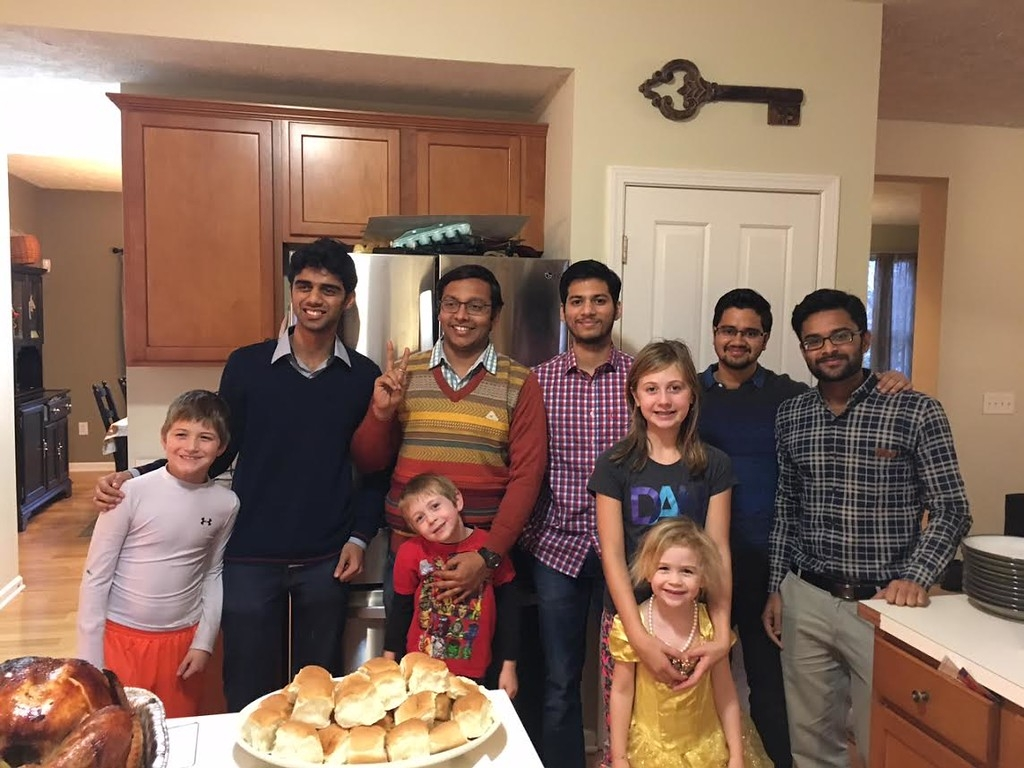 Host an International Student For a Meal/Activity