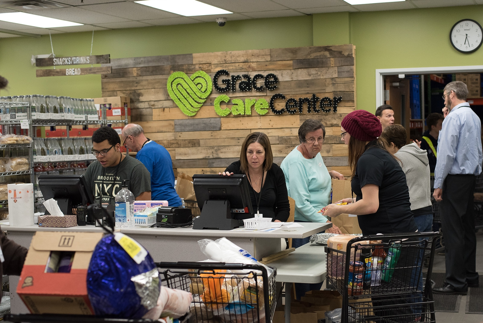 Care Center Open for Government Employees Affected By Shutdown